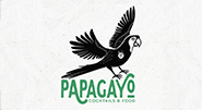 Papagayo, Cocktails & Food
