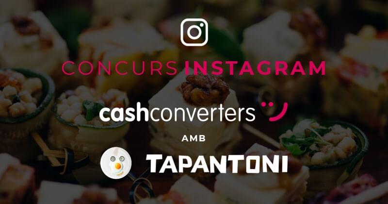 Concurs CashConverters - Tapantoni